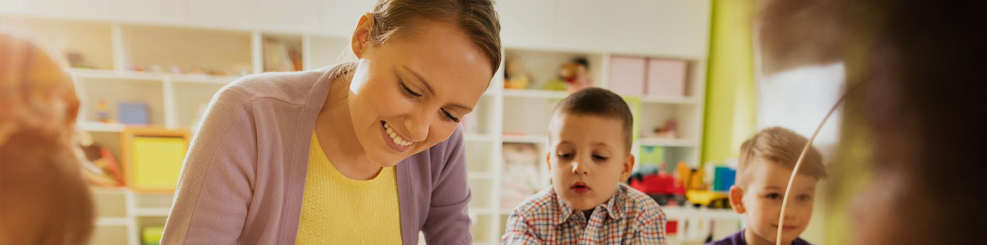 Hiring Early Childhood Educators
